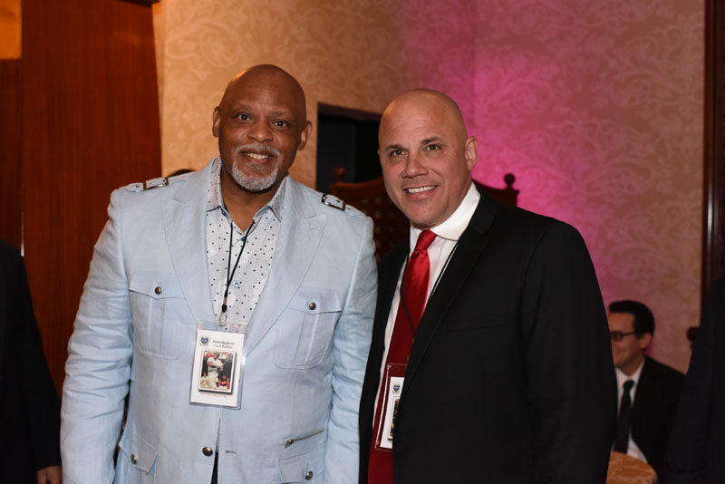 Cecil Fielder, Jim Leyritz - Greatest Save Event