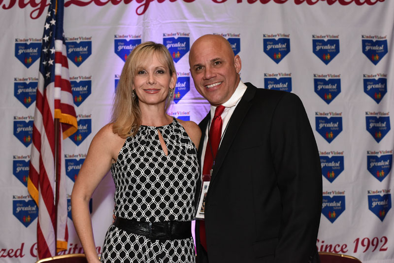 Jim & Michelle Leyritz - Greatest Save Charity Auction