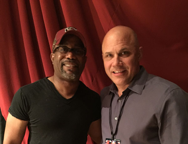 Darius Rucker, Jim Leyritz - Monday After the Masters Charity Golf Event