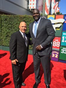 Jim Leyritz, Shaquille ONeal - ESPY Awards